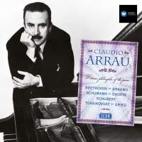 Claudio Arrau: Virtuoso Philosopher of the Piano