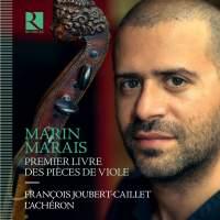 Marais, M: Premier livre des pieces de Viole