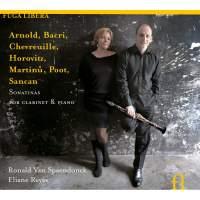 Sonatinas for Clarinet & Piano