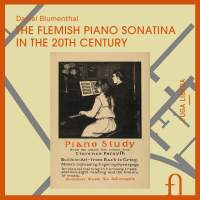 The Flemish Piano Sonatina in the 20th Century