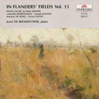 In Flanders Fields Volume 15 - Belgian Piano Music