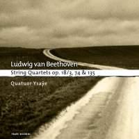 Beethoven: String Quartets Nos. 3, 10 & 16