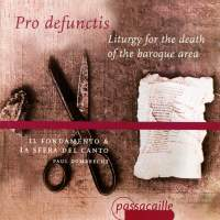 D'Eve/Torri: Pro defunctis: Liturgy for the death of the baroqu