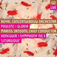 Honegger: Symphony No. 3