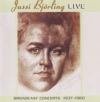 Jussi Björling Live