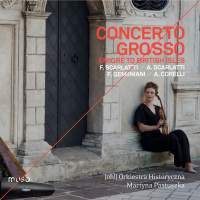 Concerto grosso: Émigré to the British Isles