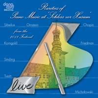 Rarities of Piano Music at the Husum Festival 2013