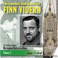 Finn Viderø - The legendary Danish organist, Vol. 2