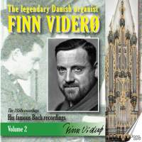 Finn Viderø - The legendary Danish organist, Vol. 2