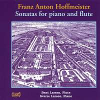 Hoffmeister: Sonatas for Piano and Flute