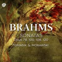 Brahms: Violin Sonatas, Opp. 78, 100, 108 & 120