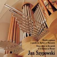 Muzyka organowa w parafii św. Barbary w Warszawie