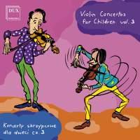 Violin Concertos for Children Vol. 3