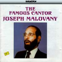 Malovany, Joseph: Cantor of the Fifth Avenue Synagogue in New York