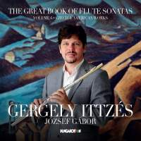The Great Book of Flute Sonatas, Vol. 6: Czech & American Works