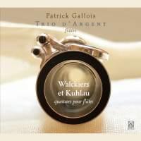 Walckiers & Kuhlau: Quatuors pour flûtes