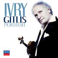 Ivry Gitlis Portrait