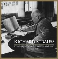 R. Strauss: Complete Works for voice and piano