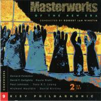MASTERWORKS OF THE NEW ERA, Vol. 9: Leung, Mauldin, Golightly, Kirtley, Johnson, Diehl, Feldsher