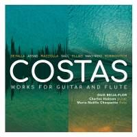 Costas: Works for Guitar & Flute