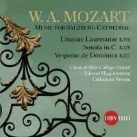 Mozart: Litaniae Lauretanae & Vesperae de Domini