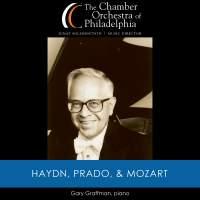 Haydn, Prado & Mozart