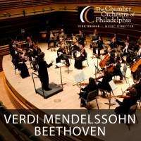 Verdi, Mendelssohn & Beethoven: Works for Orchestra (Live)