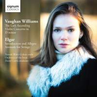 Vaughan-Williams: The Lark Ascending & Violin Concerto