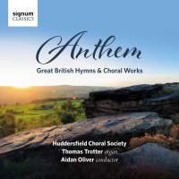 Anthem – Great British Hymns & Choral Works