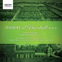 Handel at Vauxhall Vol. 2