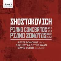 Shostakovich: Piano Concertos & Sonatas