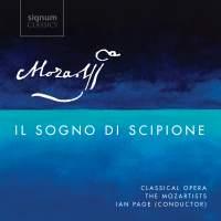 Mozart: Il sogno di Scipione, K126