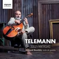 Telemann: Fantasia in C Minor, TWV 40, etc.