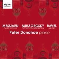 Ravel, Mussorgsky, Messiaen: 'Pictures'
