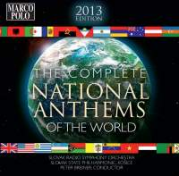 The Complete National Anthems Of The World