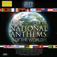 The Complete National Anthems - Marco Polo: 8201002 - 10 CDs