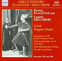Great Wagner Duets (1939-1940)
