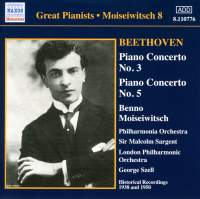 Great Pianists - Moiseiwitsch 8