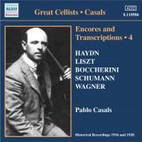 Great Cellists - Casals