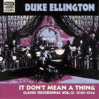 Duke Ellington - It Don't Mean a Thing (1930-1934)