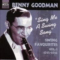 Benny Goodman - Sing Me a Swing Song (1935-1936)