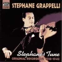 Stephane Grappelli - Stephane's Tune (1938-1942)