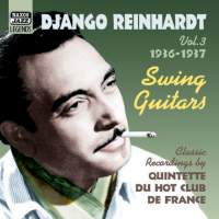 Django Reinhardt - Swing Guitars (1936-1937)