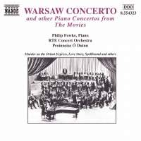 Warsaw Concerto And Other Piano Concertos From The Movies