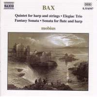 Bax: Harp Quintet