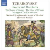 Tchaikovsky - Dances and Overtures