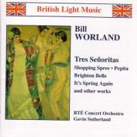 Bill Worland: Tres Senoritas