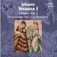 Johann Strauss I Edition, Volume 4