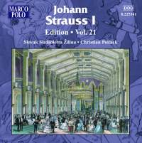 Johann Strauss I Edition, Volume 21