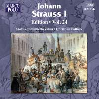 Johann Strauss I Edition, Volume 24
